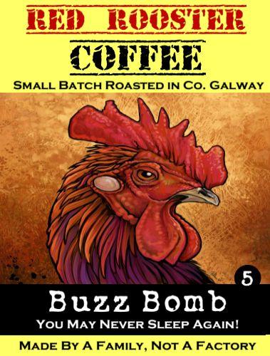 Buzz Bomb Coffee