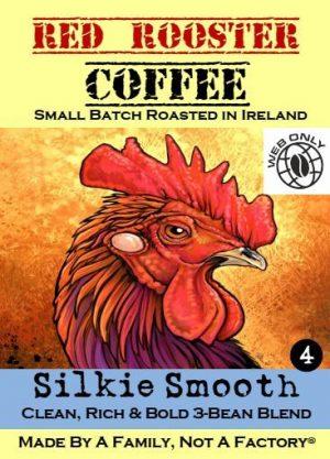 Silkie Smooth coffee